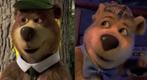 Yogi Bear (2010) and Boo-Boo Bear (2010)