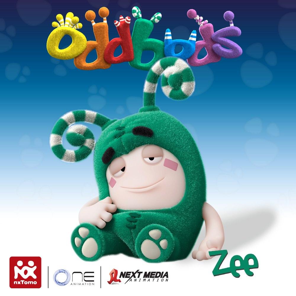 Zee (Oddbods)
