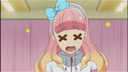 Aine Yūki Dizzy in Aikatsu Friends Episode 31