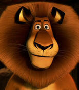 Alex in Madagascar 3: Europe's Most Wanted