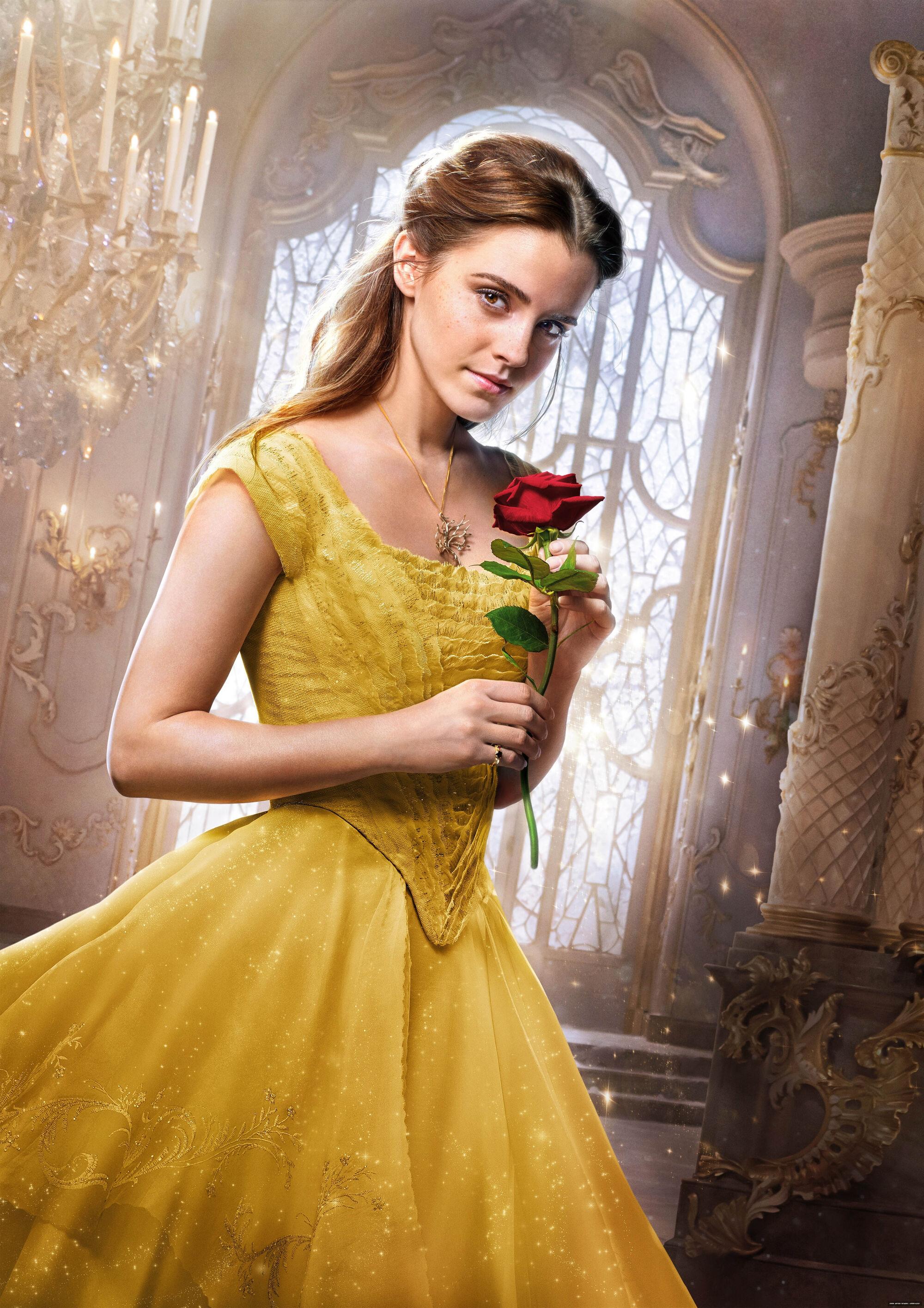 Belle (2017) in Wonderland