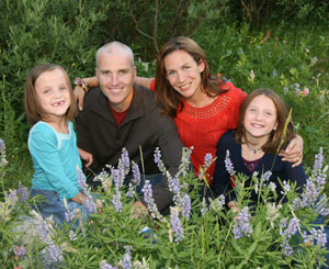 The Coleman Family Rachel