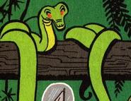 Dexter's Lab Comic Emerald Tree Boas