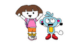 Dora and Boots in Some Other Style
