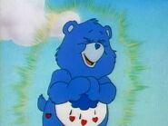Grumpy Bear (from Care Bears) as The Grumpy Old Troll