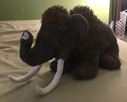 Ickis the Woolly Mammoth