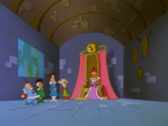 Jane Jetsons and her slaves
