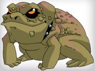 Orange Eyed Toad ty-the-tasmanian-tiger