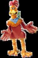 Rocky Rhodes from Chicken Run