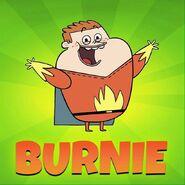 TM cast Burnie