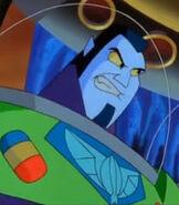 Warp Darkmatter in Buzz Lightyear of Star Command The Adventure Begins