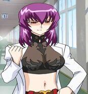 Yuuko Kouzuki's Belly Button 4