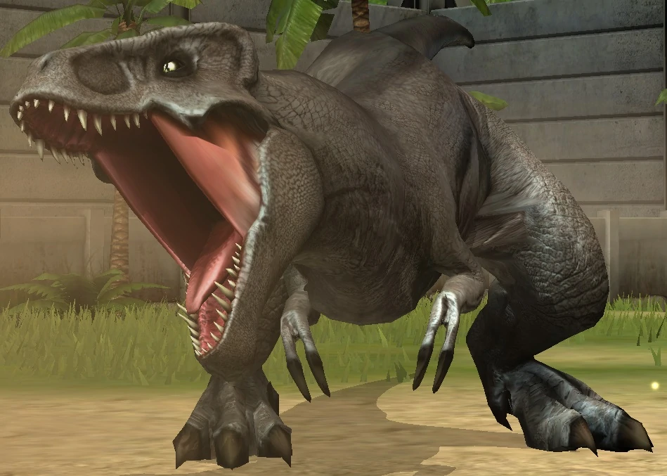 List of Species seen in Jurassic World: The Game