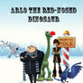 Arlo the red nosed dinosaur by animationfan2014-daqt2sv