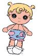 Baby Little Bah Peep