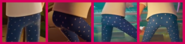 Chloe's Butt Collage