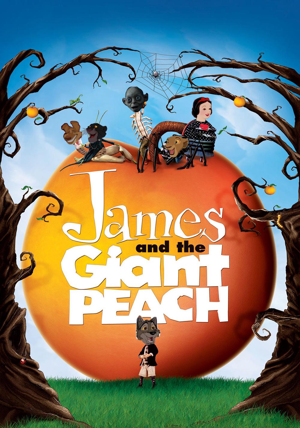 Luke/Balto and the Giant Peach