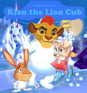 Kion the Lion Cub (Frosty the Snowman; 1969) Poster