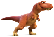 Ramsey the good dinosaur disney pixar