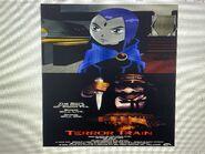 Raven (2003) Hates Terror Train