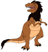 Sarpedon thetarbosaurusking