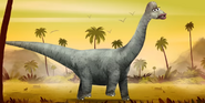 Storybots Brachiosaurus