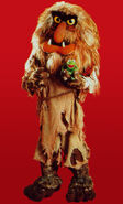 Sweetums and Robin