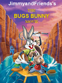 The bugs bunny movie poster