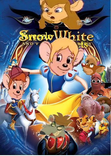Tweezle White and The Seven Animals