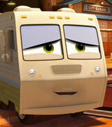 Winnie in Planes Fire and Rescue