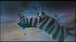 Zebra from Arthur Christmas