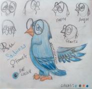 B&G Bluebird Sadness