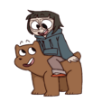 Grizz and Chloe