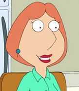 Lois Griffin in Family Guy