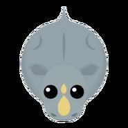 Mopeio Rhinoceros