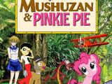 Mushuzan & Pinkie Pie