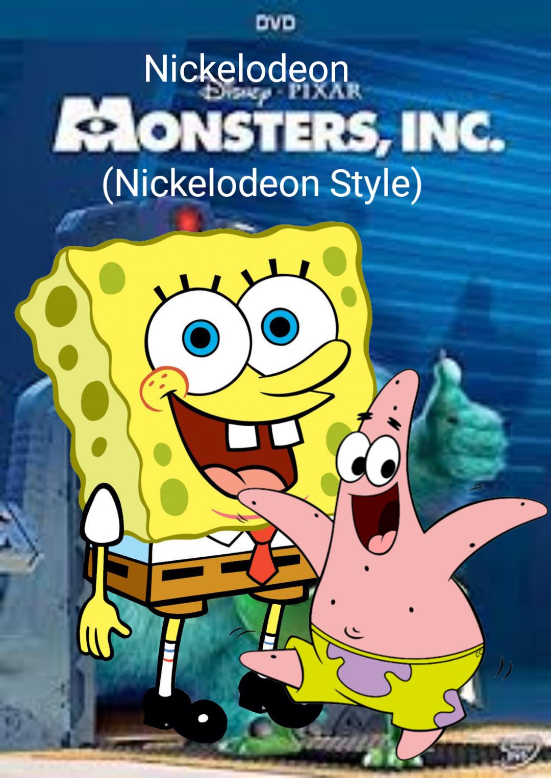 Monsters, Inc. (Nickelodeon Style)