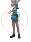 OFFICER JUDY AKA JENNY FOR DINOSA