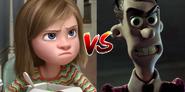 Riley vs Mrs. Tweedy