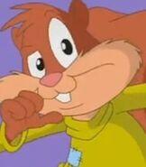 Skippy Squirrel in Wakko's Wish
