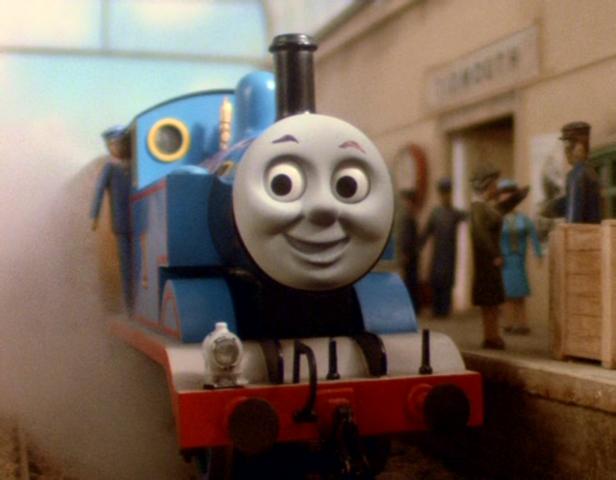 Thomas/The Rescuers (JosephcCL93)