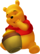 Winnie the pooh kingdom hearts