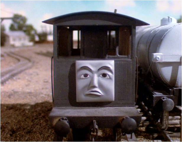 The Spiteful Brakevan