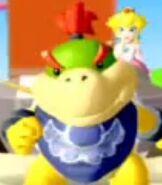 Bowser Jr. Super Mario Sunshine
