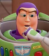 Buzz Lightyear in Kingdom Hearts III