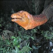 DAK Saltosaurus