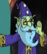 Head Wizard in Dragon Tales