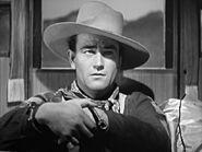 John Wayne in Stagecoach