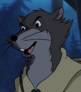 Justin in The Secret of NIMH 2 Timmy to the Rescue