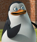 Private in The Penguins of Madagascar